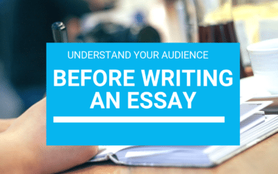 Writing for the Audience and Understanding Their Purpose in An Essay