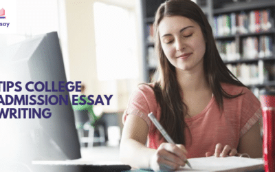 Tips for Writing a Successful College Admission Essay