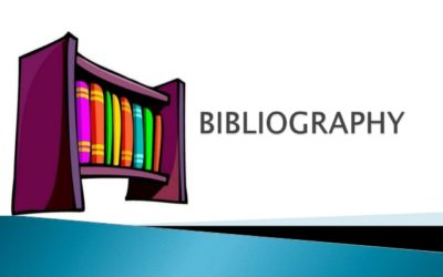 A useful guide on how to write annotated bibliographies